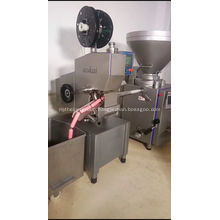 sausage double clipping machine