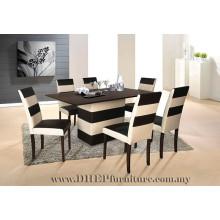 Juego de comedor moderno, muebles de comedor, juego de comedor de gama alta