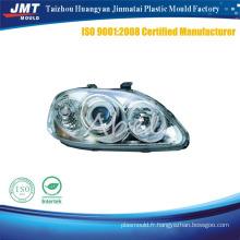 Moulage par injection faisant la voiture d'injection automatique lampe moule moule léger Choix de qualité