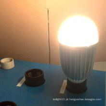 Alto lúmen E27 110v 5w levou luz de bulbo