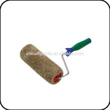 Escova de rolo de tinta de tecido acrílico puro