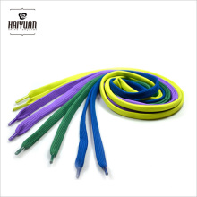 Customized Silk Screen Printed/Blank Shoelace with Low MOQ