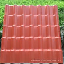 Teja de PVC de aislamiento térmico 1050mm