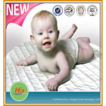 High quality baby crib waterproof mattress cover / mattress protect