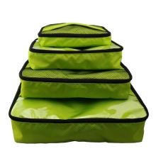 Hot Seller Lightweight 4Pcs Luggage Organizer Storage Travel Bag