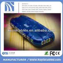 High Quality usb 2.0 1 to 4 Ports Push Button Auto KVM Switch