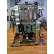 Sistema de Osmose Reversa para Filtragem de Água com Filtro de Carbono