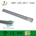 2G11 conduit lampe 4 broches double tube