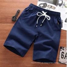 pantalones cortos de moda estilo de los hombres