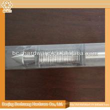 12mm / 16mm / 19mm / 22mm / 25mm / 35mm Alta calidad de la barra de la cortina con bisagras