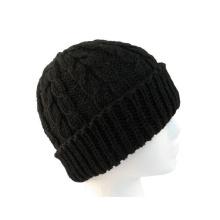 Großhandel benutzerdefinierte stricken Beanie Hüte
