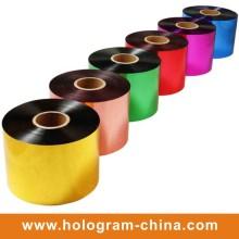 Colorful Hologram Hot Stamping Foil