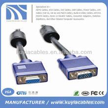 6FT SVGA VGA от мужчины до женского удлинителя для ПК Мониторы Проекторы ТВ