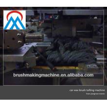 máquina de fabricación de cepillo de cera de coche