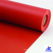 Red Rubber Mat SBR Rubber Sheet Roll Mat