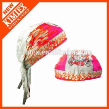 Fashion brand pirate customized funny sport headwear