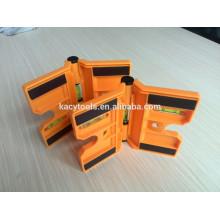 KC-MN01 Promoção personalizado coluna pós-plástico pós-nível com magnético