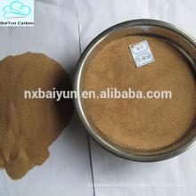 Polvo de cáscara de la nuez de la nuez de la cáscara de la nuez para el tratamiento abrasivo y del agua