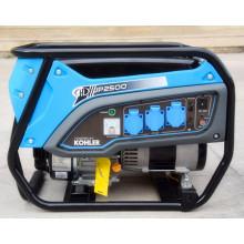 быструю доставку одиночной фазы AC охладителем воздуха 2.5 кВт-4.5 кВт портативный генератор газолина