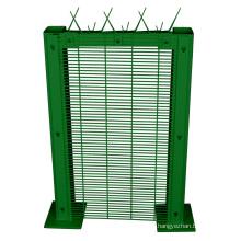 PVC coated 358 Anti iron fence factory