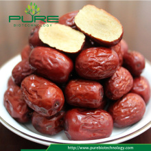 Hot sale no seed red date / seedless jujube