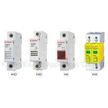 Sonnerie d'indicateur de rail DIN de disjoncteur
