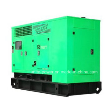 Unite Power 68kw/55kVA Deutz Soundproof Diesel Power Generator (UD55)