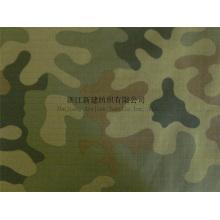 Tecido de CVC de camuflagem militar para a Polônia