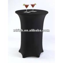 Очаровательные лайкра спандекс коктейль-бар скатерть, крышка стола