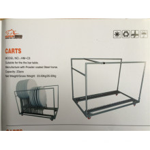 Chariots pour tables et chaises