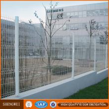 Galvanized Wire Mesh Decorative Metal Fence Panels