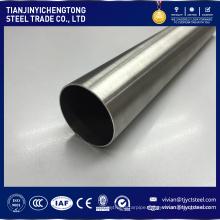 hot selling 5mm Gr2 titanium pipe titanium tube price in stock