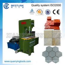 Waste Stone Tiles Reuse Stamp Machine