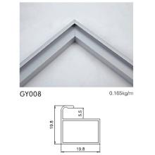 Küchenschrank verwendet Aluminiumprofil