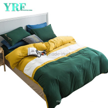 Cheap Price Home Textile Stain Resistant Fashion Style Polyester Bed Sheet Set
