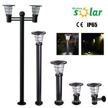 New lighting CE solar LED garden light;garden light;Led garden light with solar panel
