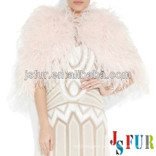 2013 beautiful wedding wrap chritmas fair decoration ostrich feather fur shawl