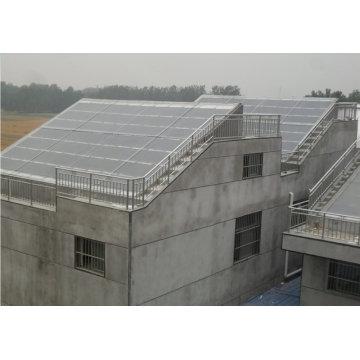 Keramischer Sonnenkollektor für Villa