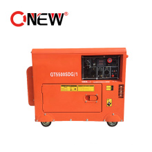 Air Cooled Portable Biogas Generator Permanent Magic 6kw 10kw 15kw 20kw 100kw DC Low Speed Generator Price List/Cost