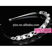 Kristallgroßverkauf Kristall- und Perlenart und weisehaarschmucksachen