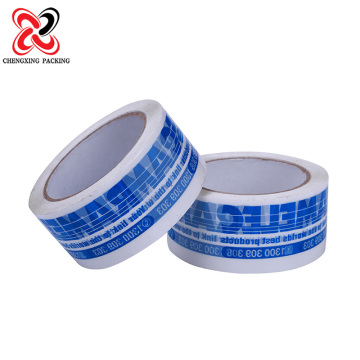 Bopp Packing Tapes Mencetak Bopp Adhesive Printing
