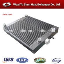 Алюминиевый воздухо-водяной теплообменник