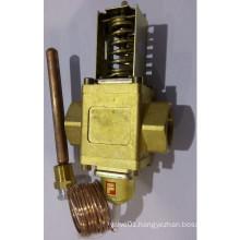 big size flow capacity control valve