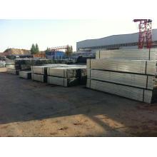 ERW Q235C Galvanized Square Steel Pipe