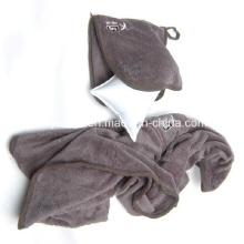 Coral Fleece Travel Blanket Set (SSB0129)
