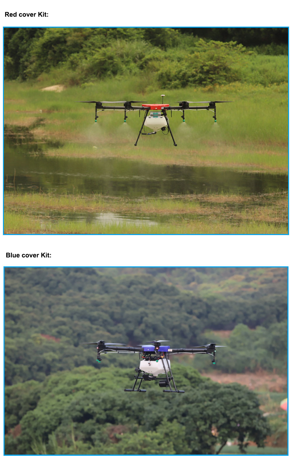 Security and police drones
