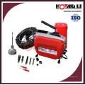 Aprovado pela CE D150 electric Drain Drain Cleaner / spring drain cleaner