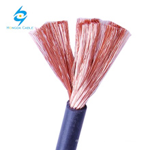 PVC or Polychloroprene Rubber Insulation Super Flexible Welding Cable