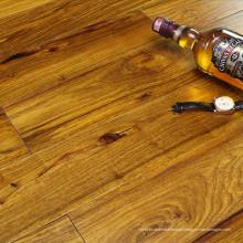 Interior forte durabilidade sólido Bubinga revestimento de madeira