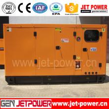 Groupe électrogène diesel électrique silencieux de 10kVA réglé par générateur diesel de 7kw Yanmar
